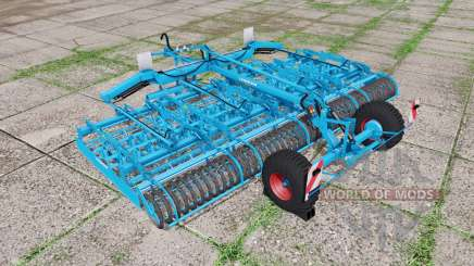LEMKEN Kompaktor K600 A GAM v2.4 для Farming Simulator 2017