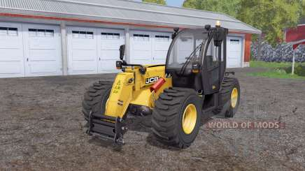 JCB 531-70 v1.15 для Farming Simulator 2015