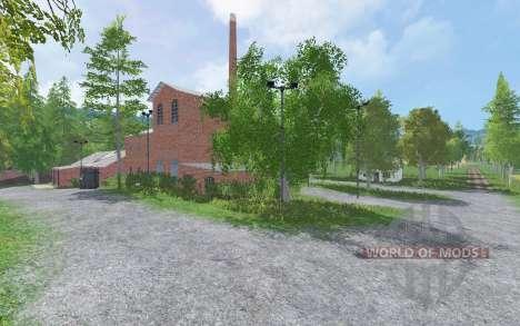Bobry Wielkie v1.4 для Farming Simulator 2015