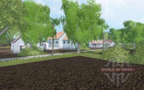 Polska Wies v1.1 для Farming Simulator 2015
