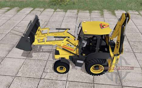 JCB 3CX ECO pack для Farming Simulator 2017
