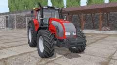 Valtra T163 red для Farming Simulator 2017