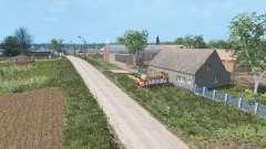 Deep Village для Farming Simulator 2015