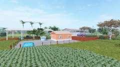 Fazenda Rio Branco для Farming Simulator 2017