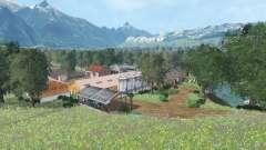 Vieille France для Farming Simulator 2015