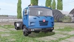 Tatra T815 TerrNo1 hooklift для Farming Simulator 2017