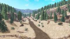 Smokey Mountain Logging v4.1.1 для Farming Simulator 2017