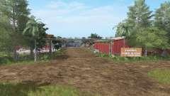 Fazenda Campo Alegre v2.0 для Farming Simulator 2017