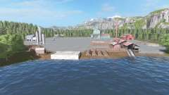 Pacific Inlet Logging v5.2 для Farming Simulator 2017