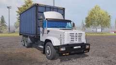 ЗиЛ 6309 контейнер v2.0 для Farming Simulator 2013