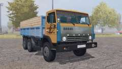 КамАЗ 55102 6x6 v6.0 для Farming Simulator 2013