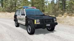 Jeep Cherokee Police