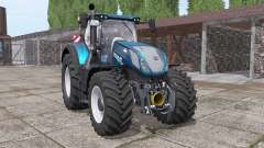 New Holland T7.315 BluePower v2.0 для Farming Simulator 2017