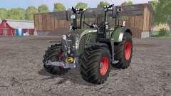 Fendt 718 Vario SCR IC control для Farming Simulator 2015
