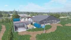 Buscot Park v1.2.2 для Farming Simulator 2017