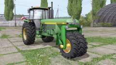 John Deere 4555 trike v3.0 для Farming Simulator 2017