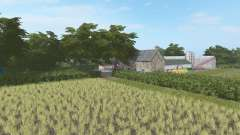 Park House Farm для Farming Simulator 2017