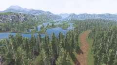 Pacific Inlet Logging v2.2 для Farming Simulator 2017