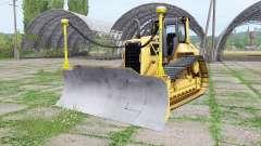 Caterpillar D6N LGP v3.2 для Farming Simulator 2017
