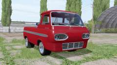 Ford Econoline pickup truck 1963 для Farming Simulator 2017