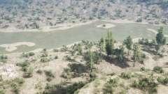 Rock Canyon для MudRunner