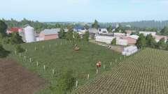 Mazury для Farming Simulator 2017