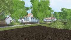 Polska Wies v1.1 для Farming Simulator 2015