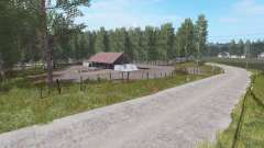 The Old Stream Farm v2.8 для Farming Simulator 2017
