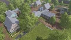The Golden Days of Farming v2.0 для Farming Simulator 2017
