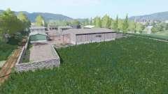 Un Petit Coin de Campagne v2.0 для Farming Simulator 2017
