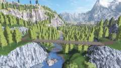Emerald Valley v5.0 для Farming Simulator 2017