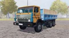 КамАЗ 55102 6x6 для Farming Simulator 2013