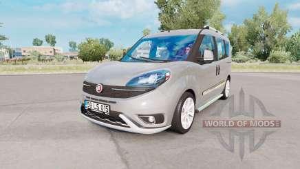 Fiat Doblo (152) 2015 v1.1 для Euro Truck Simulator 2