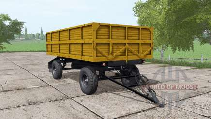 Hodgep MBP-9 для Farming Simulator 2017