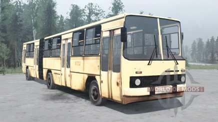 Ikarus 280.46 для MudRunner