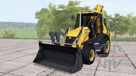 JCB 3CX ECO pack для Farming Simulator 2017