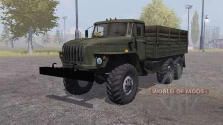 Урал 4320 v2.1 для Farming Simulator 2013