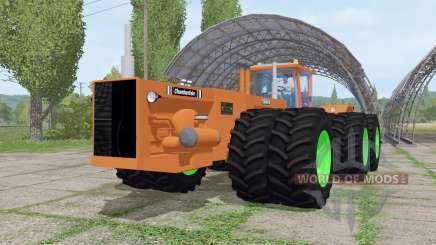 Chamberlain Type 60 v7.0 для Farming Simulator 2017