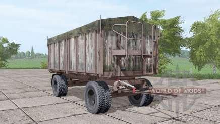 Kroger HKD 302 old для Farming Simulator 2017