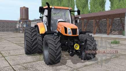 New Holland T6.175 Gamling Edition v1.0.0.1 для Farming Simulator 2017