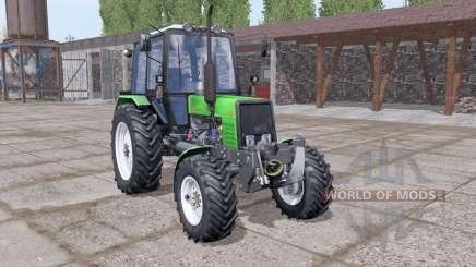 МТЗ 1025 Беларус v2.0 для Farming Simulator 2017