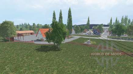 Somewhere in Thuringia v1.3 для Farming Simulator 2015