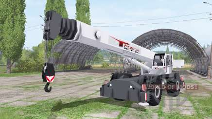 Terex RT 130 для Farming Simulator 2017