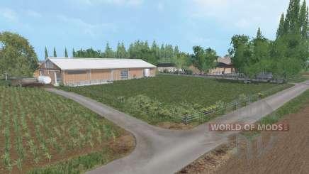 Holzhausen v1.4 для Farming Simulator 2015