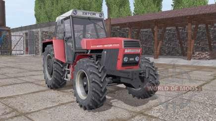 Zetor 16145 v2.0 для Farming Simulator 2017