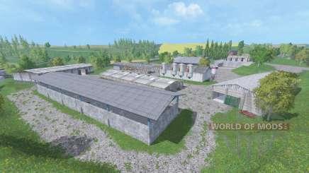 Thuringer Oberland v0.9 для Farming Simulator 2015