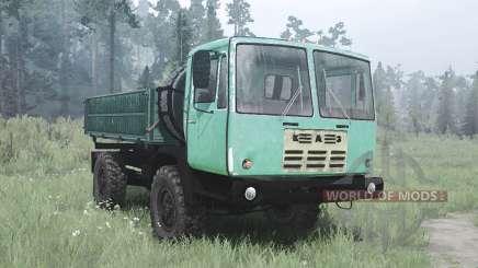 КАЗ 4540 Колхида для MudRunner
