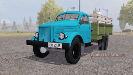ГАЗ 51А для Farming Simulator 2013