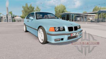 BMW M3 coupe (E36) для Euro Truck Simulator 2