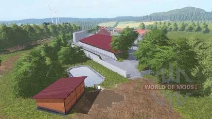 Balkanska Dolina v2.0 для Farming Simulator 2017
